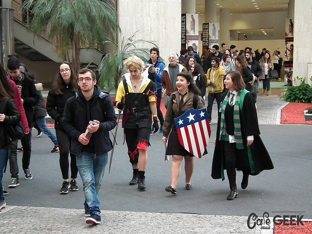 Comic Con Portugal 2017 - Cosplay